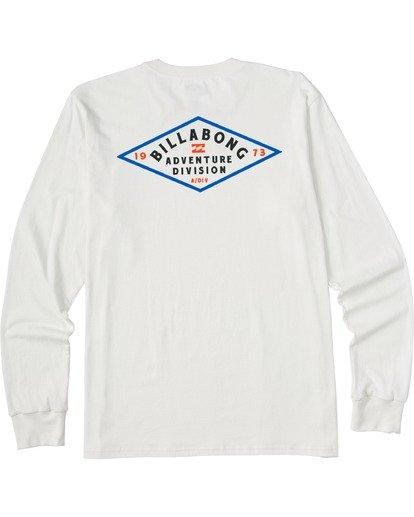4 Tundra Long Sleeve T-Shirt White ABYZT00161 Billabong