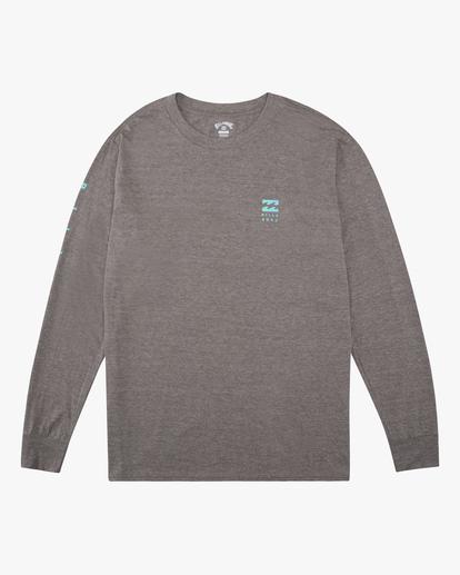 3 Unity Long Sleeve T-Shirt Green ABYZT00190 Billabong