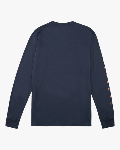 5 Unity Long Sleeve T-Shirt Blue ABYZT00190 Billabong
