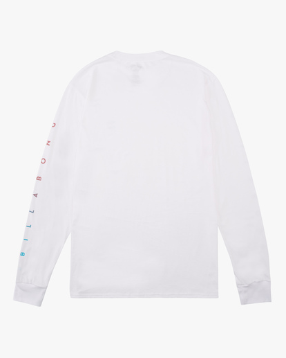 5 Unity Long Sleeve T-Shirt White ABYZT00190 Billabong