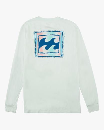 5 Crayon Wave Long Sleeve T-Shirt Multicolor ABYZT00191 Billabong