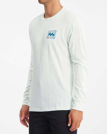 1 Crayon Wave Long Sleeve T-Shirt Multicolor ABYZT00191 Billabong