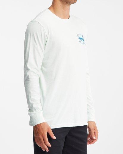 2 Crayon Wave Long Sleeve T-Shirt Multicolor ABYZT00191 Billabong