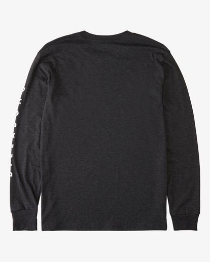 6 Entry Long Sleeve T-Shirt Black ABYZT00192 Billabong