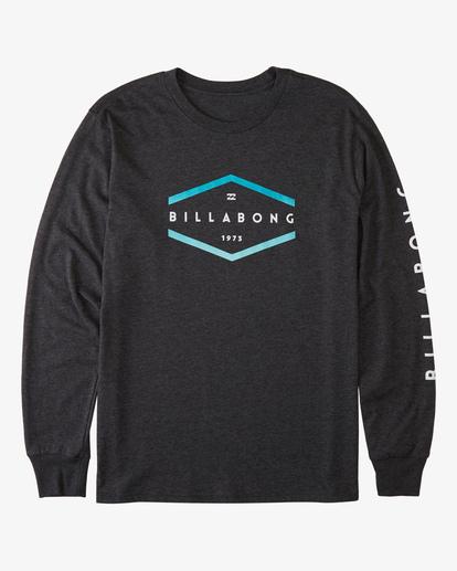 5 Entry Long Sleeve T-Shirt Black ABYZT00192 Billabong