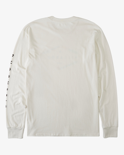 5 Entry Long Sleeve T-Shirt White ABYZT00192 Billabong