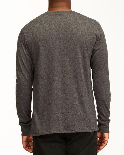 2 Entry Long Sleeve T-Shirt Black ABYZT00192 Billabong