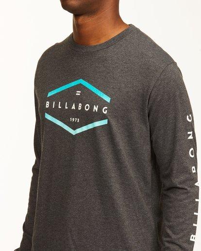 3 Entry Long Sleeve T-Shirt Black ABYZT00192 Billabong