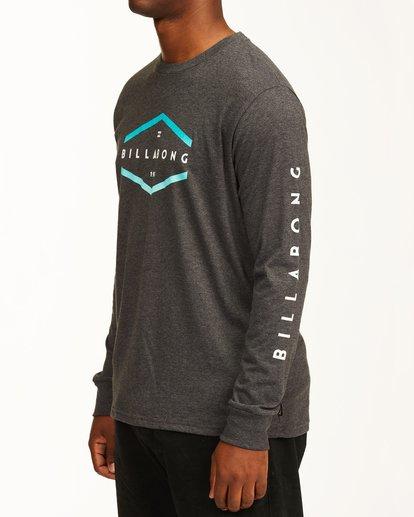 4 Entry Long Sleeve T-Shirt Black ABYZT00192 Billabong
