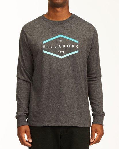 0 Entry Long Sleeve T-Shirt Black ABYZT00192 Billabong