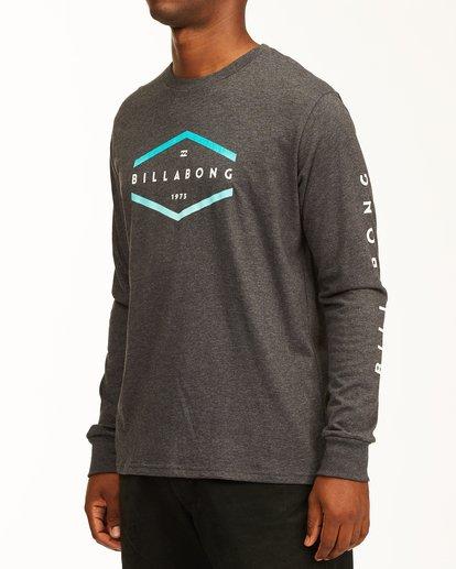 1 Entry Long Sleeve T-Shirt Black ABYZT00192 Billabong