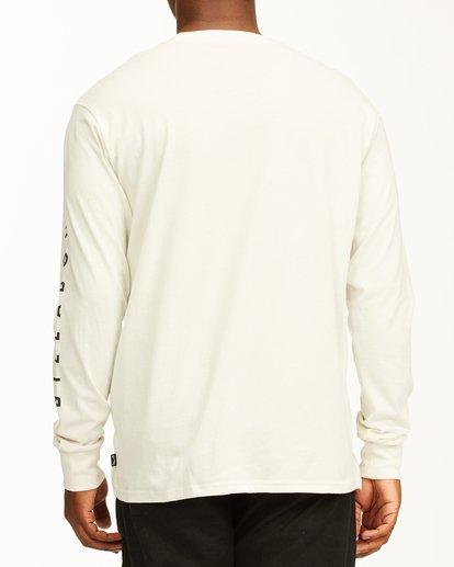 2 Entry Long Sleeve T-Shirt White ABYZT00192 Billabong