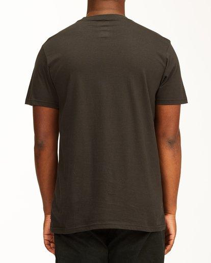 2 Team Pocket T-Shirt Black ABYZT00198 Billabong