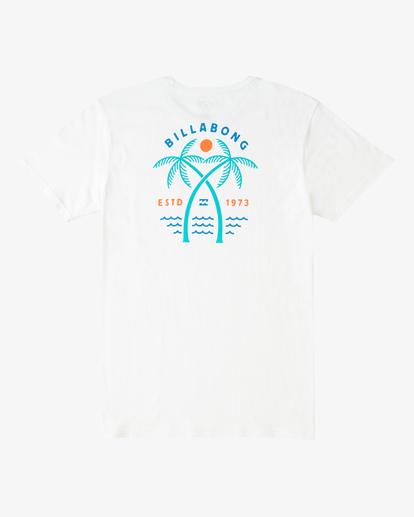 6 Schooner Pocket T-Shirt White ABYZT00201 Billabong