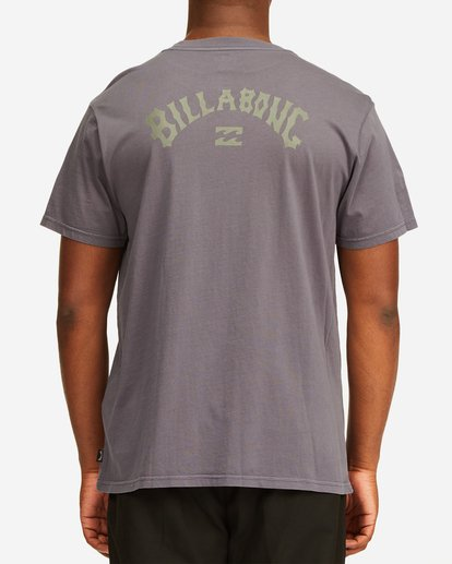 2 Arch Wave Short Sleeve Wave Washed T-Shirt White ABYZT00209 Billabong