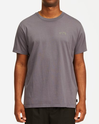 0 Arch Wave Short Sleeve Wave Washed T-Shirt White ABYZT00209 Billabong
