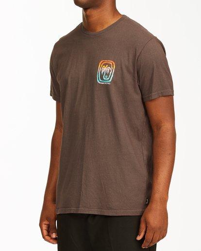 1 Maze Short Sleeve Wave Washed T-Shirt White ABYZT00213 Billabong