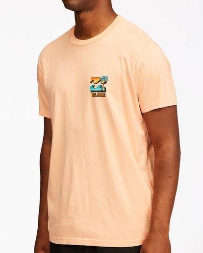 4 BBTV Short Sleeve Wave Washed T-Shirt Black ABYZT00219 Billabong