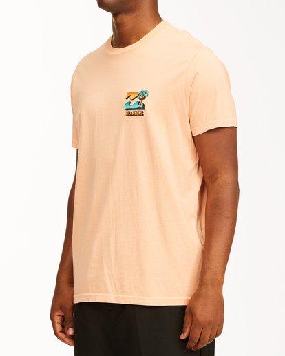 1 BBTV Short Sleeve Wave Washed T-Shirt Black ABYZT00219 Billabong