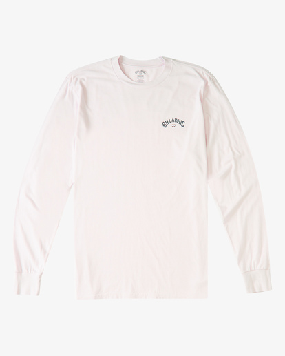 3 Archwave Long Sleeve Wave Washed T-Shirt Purple ABYZT00220 Billabong