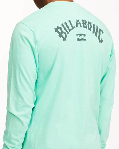 3 Archwave Long Sleeve Wave Washed T-Shirt Black ABYZT00220 Billabong