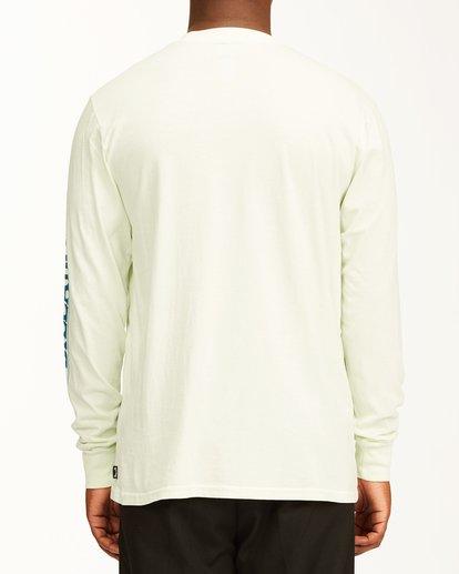3 Club Tropix Long Sleeve Wave Washed T-Shirt Multicolor ABYZT00222 Billabong