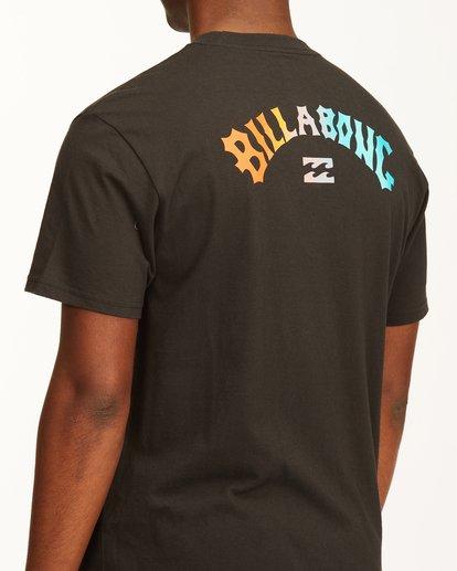 3 Arch Fill Short Sleeve T-Shirt Black ABYZT00225 Billabong