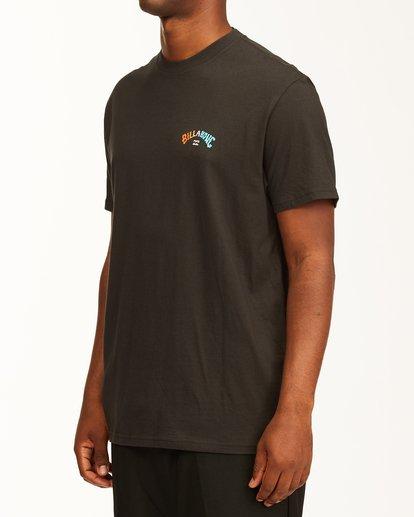 1 Arch Fill Short Sleeve T-Shirt Black ABYZT00225 Billabong