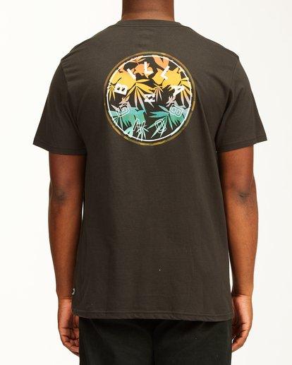 2 Rotor Short Sleeve T-Shirt Black ABYZT00229 Billabong
