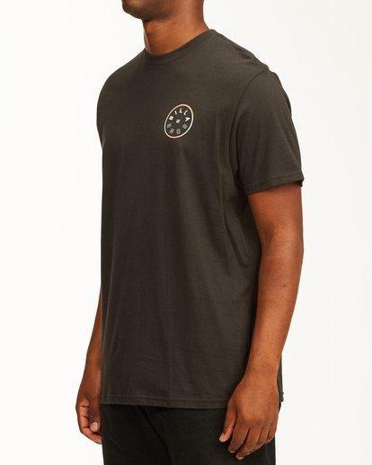1 Rotor Short Sleeve T-Shirt Black ABYZT00229 Billabong