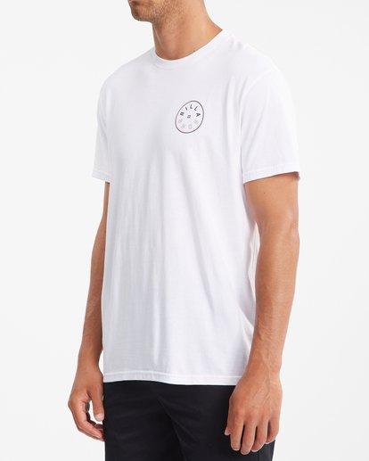 1 Rotor Short Sleeve T-Shirt White ABYZT00229 Billabong