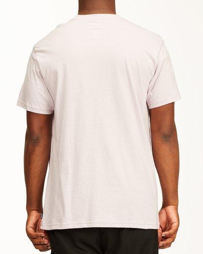 2 Entry Short Sleeve T-Shirt Purple ABYZT00231 Billabong
