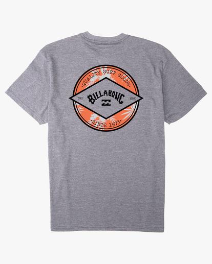 6 Rotor Arch Short Sleeve T-Shirt Green ABYZT00232 Billabong