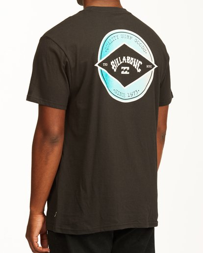 3 Rotor Arch Short Sleeve T-Shirt Black ABYZT00232 Billabong