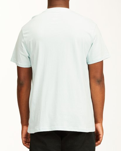 2 Stacked Short Sleeve T-Shirt Blue ABYZT00234 Billabong
