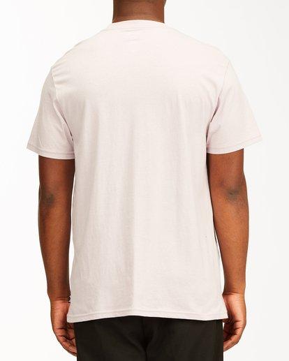 2 Social Lounge Short Sleeve T-Shirt Purple ABYZT00237 Billabong