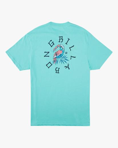5 Geo Toucan Short Sleeve T-Shirt Black ABYZT00240 Billabong