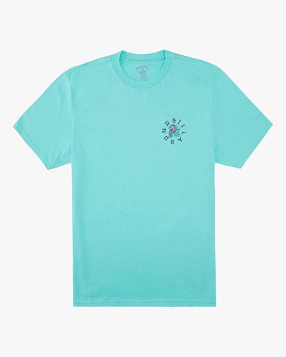 4 Geo Toucan Short Sleeve T-Shirt Black ABYZT00240 Billabong