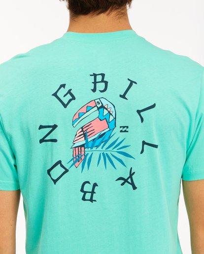 3 Geo Toucan Short Sleeve T-Shirt Black ABYZT00240 Billabong