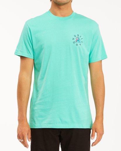 0 Geo Toucan Short Sleeve T-Shirt Black ABYZT00240 Billabong
