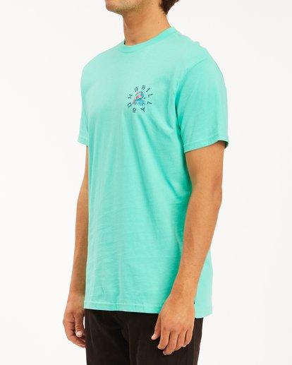 1 Geo Toucan Short Sleeve T-Shirt Black ABYZT00240 Billabong
