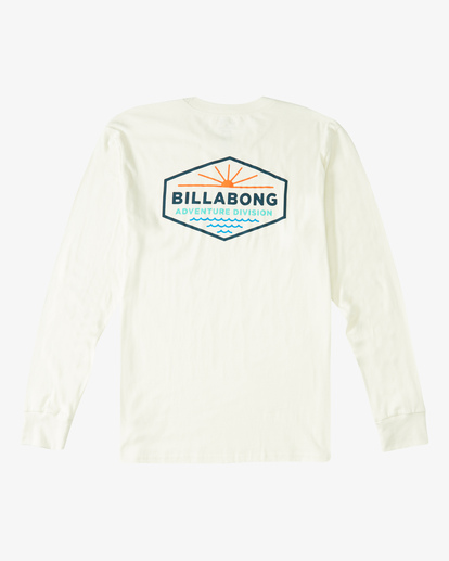 4 Cove Long Sleeve T-Shirt White ABYZT00266 Billabong