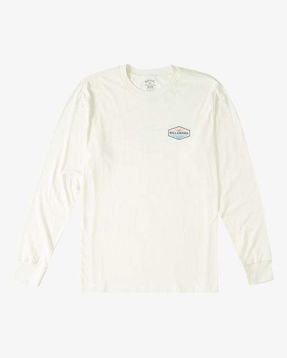 3 Cove Long Sleeve T-Shirt White ABYZT00266 Billabong
