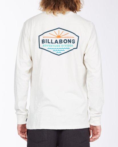 2 Cove Long Sleeve T-Shirt White ABYZT00266 Billabong