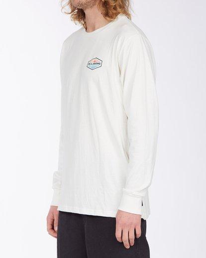 1 Cove Long Sleeve T-Shirt White ABYZT00266 Billabong