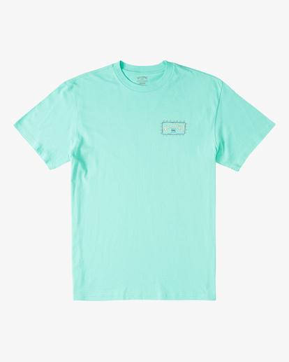 3 A/Div Arch Wave Short Sleeve T-Shirt Black ABYZT00267 Billabong