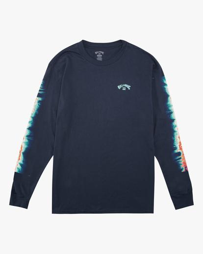 5 Sleeves Long Sleeve T-Shirt Blue ABYZT00284 Billabong
