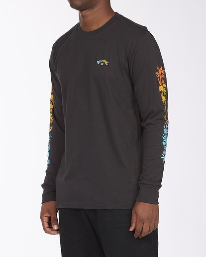 1 Sleeves Long Sleeve T-Shirt Black ABYZT00284 Billabong