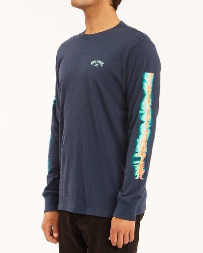 1 Sleeves Long Sleeve T-Shirt Blue ABYZT00284 Billabong