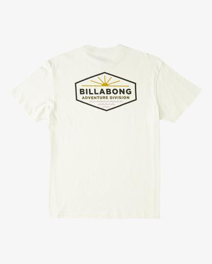 4 A/Div Cove Short Sleeve T-Shirt White ABYZT00285 Billabong